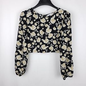 Honey Punch Floral Blouse